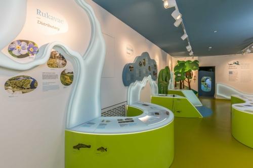 Centar za posjetitelje Med dvemi vodami