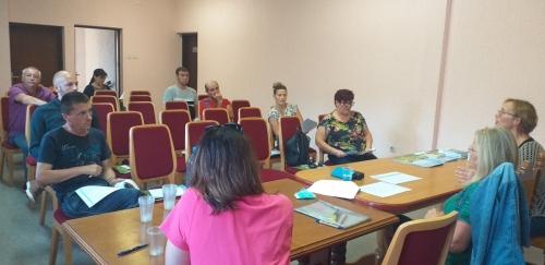 Radionica sa odobrenim nositeljima projekata održana u Štrigovi