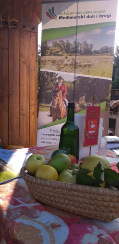Svjetski dan jabuka u voćnjaku starih sorti jabuka u Brezovcu - 04