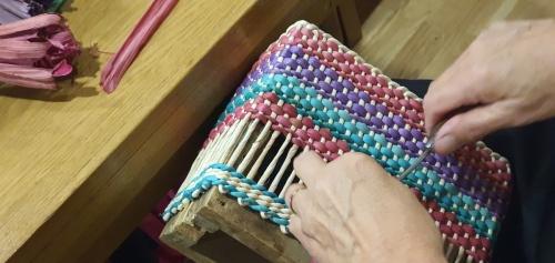 Pokazna radionica pletenja cekara